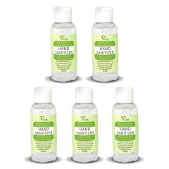 Hand Sanitizer 60ml - 5 Pack