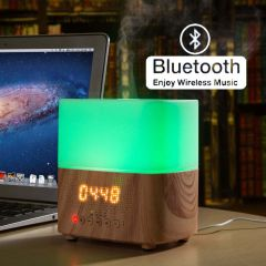 Melody Bluetooth Music Aromatherapy Diffuser [300ml | 9+hrs]