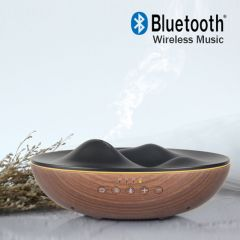 RIPPLE Bluetooth Music Aromatherapy Diffuser [400ML | 12+HRS]