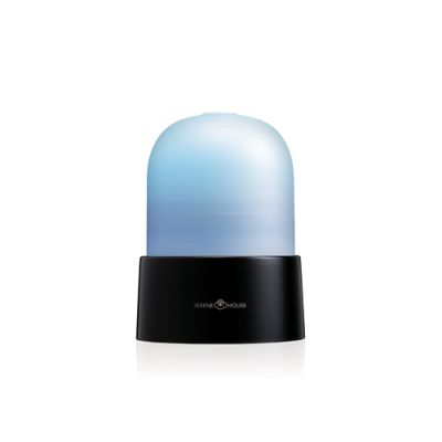 LANTERN Ultrasonic Aromatherapy Diffuser [150ml | 4+hrs] BLACK ONLY