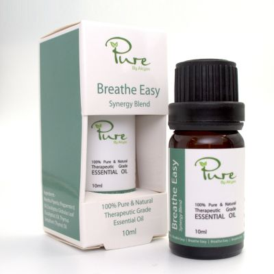 Breathe Easy Synergy Blend Essential Oil