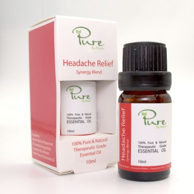 Headache Relief Synergy Blend Essential Oil